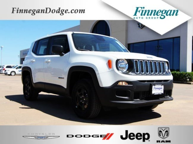 DYNAMIC_PREF_LABEL_AUTO_NEW_DETAILS_INVENTORY_DETAIL1_ALTATTRIBUTEBEFORE 2018 Jeep Renegade Marauder! Sport Utility Only @ Finnegan! Call 281-342-9318 to Reserve This One!