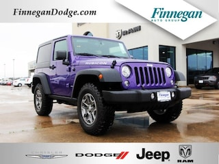 New 2018 Jeep Wrangler JK RUBICON 4X4 Sport Utility E5643 Only @ Finnegan! Call 281-342-9318 to Reserve This One!