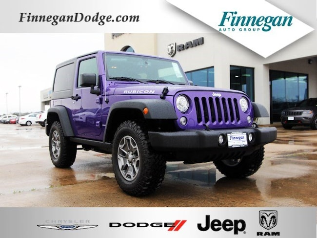 DYNAMIC_PREF_LABEL_AUTO_NEW_DETAILS_INVENTORY_DETAIL1_ALTATTRIBUTEBEFORE 2018 Jeep Wrangler JK RUBICON 4X4 Sport Utility Only @ Finnegan! Call 281-342-9318 to Reserve This One!