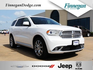 New 2018 Dodge Durango SXT PLUS RWD Sport Utility E6187 Only @ Finnegan! Call 281-342-9318 to Reserve This One!