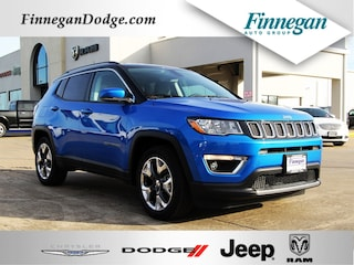 New 2019 Jeep Compass LIMITED FWD Sport Utility E6461 Only @ Finnegan! Call 281-342-9318 to Reserve This One!