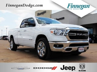New 2019 Ram 1500 BIG HORN / LONE STAR QUAD CAB 4X2 6'4 BOX Quad Cab E5925 Only @ Finnegan! Call 281-342-9318 to Reserve This One!