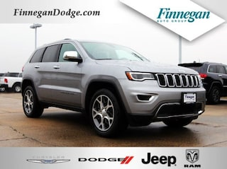 New 2019 Jeep Grand Cherokee LIMITED 4X2 Sport Utility E6380 Only @ Finnegan! Call 281-342-9318 to Reserve This One!