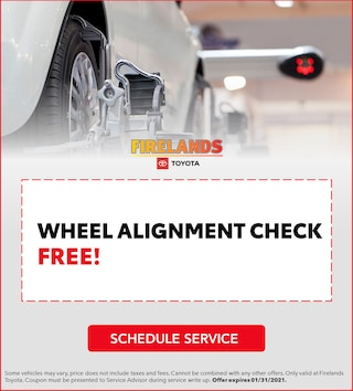 Free Alignment Check!