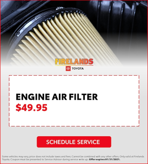 Engine Air Filter - $49.95