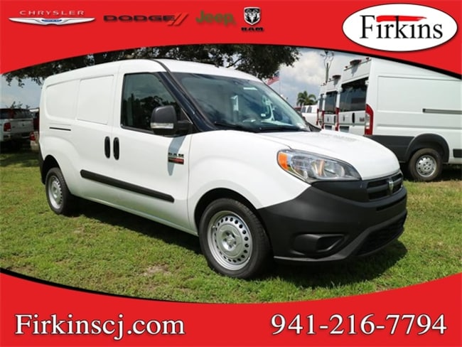 New 2018 Ram ProMaster City TRADESMAN CARGO VAN Cargo Van in Bradenton
