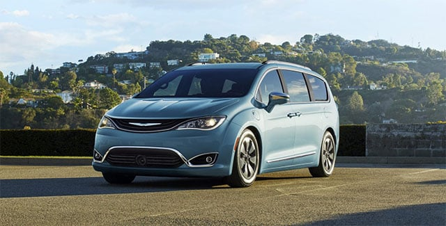 2017 Chrysler Pacifica Bradenton, FL