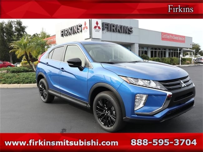 New 2019 Mitsubishi Eclipse Cross 1.5 CUV near Sarasota