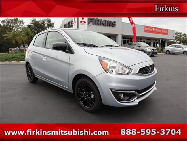 New 2019 Mitsubishi Mirage Hatchback near Sarasota