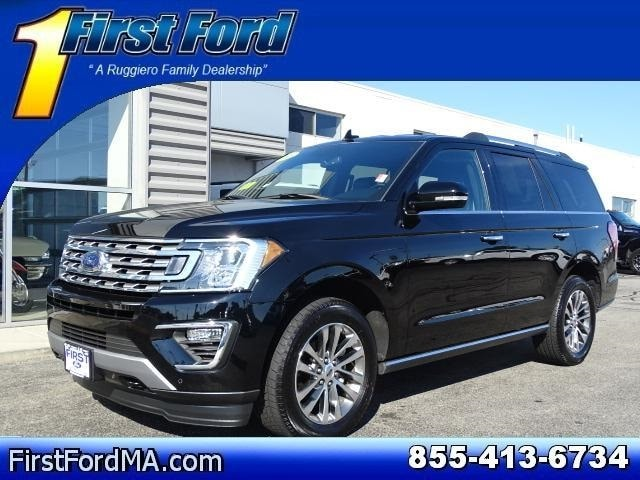 2018 Ford Expedition Limited  4x4 SUV North Attleboro Massachusetts