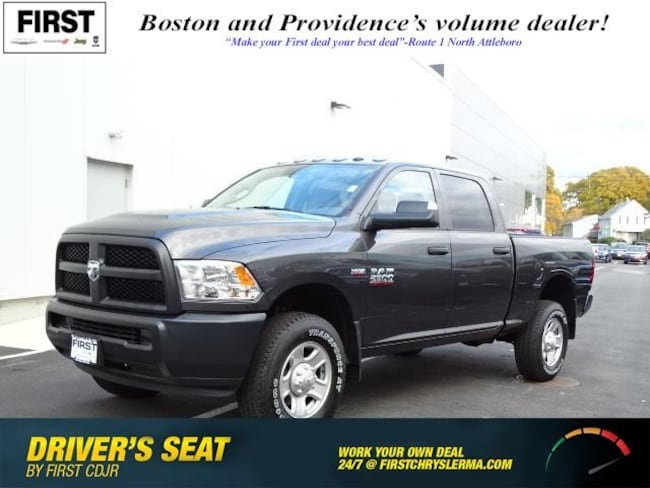 New 2018 Ram 2500 TRADESMAN CREW CAB 4X4 6'4 BOX Crew Cab in North Attleboro