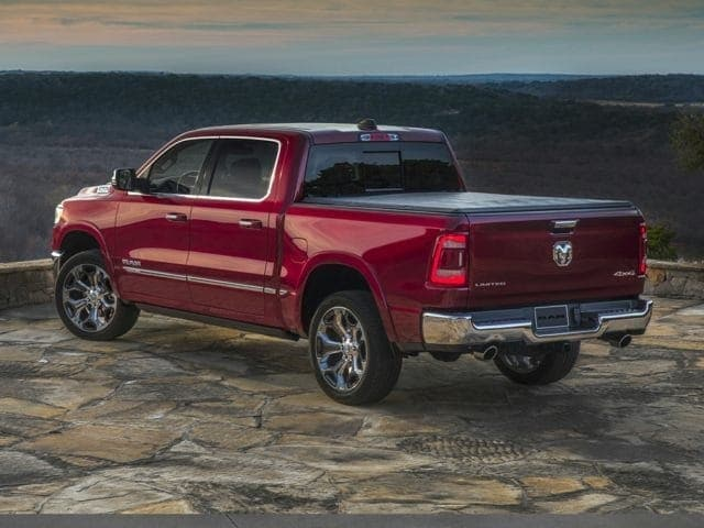 New 2019 Ram 1500 Pawtucket