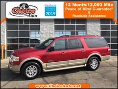 2007 Ford Expedition EL Eddie Bauer SUV