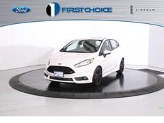 New 2019 Ford Fiesta ST Hatchback 3FADP4GX1KM120130 for sale near Rock Springs, WY