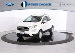 New 2018 Ford EcoSport SE SUV MAJ6P1UL0JC232202 for sale near Rock Springs, WY