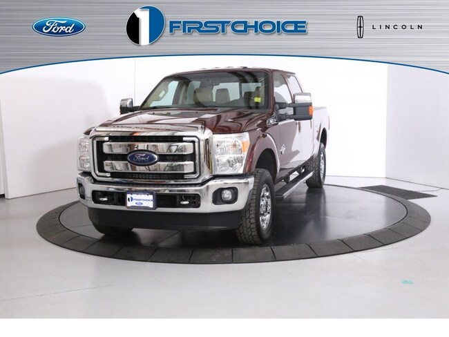 Used 2016 Ford F-350SD Lariat Truck for sale in Rock Springs, WY