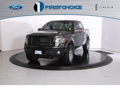 2010 Ford F-150 FX4 Truck