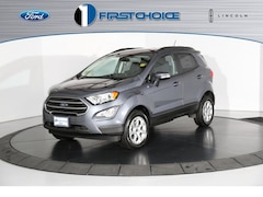 2018 Ford EcoSport SE SUV MAJ6P1UL1JC163276 for sale near Rawlins WY