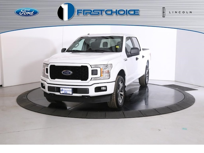 New 2019 Ford F-150 STX Truck 1FTEW1EP4KKC86216 for sale in Rock Springs, WY