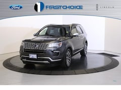 New 2019 Ford Explorer Platinum SUV 1FM5K8HT3KGA09035 for sale near Rock Springs, WY