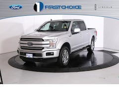 New 2019 Ford F-150 Lariat Truck 1FTEW1E42KFA16125 for sale near Rock Springs, WY