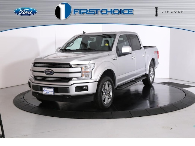 New 2019 Ford F-150 Lariat Truck 1FTEW1E42KFA16125 for sale in Rock Springs, WY