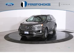 New 2019 Ford Edge Titanium SUV 2FMPK4K97KBB13212 for sale near Rock Springs, WY