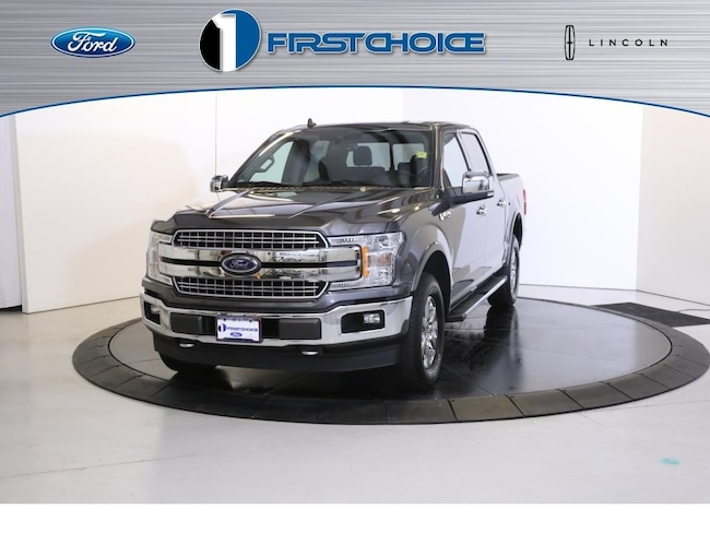 New 2019 Ford F-150 Lariat Truck 1FTEW1E49KKC34313 for sale in Rock Springs, WY