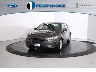 2019 Ford Fusion SE Sedan 3FA6P0HD8KR173321