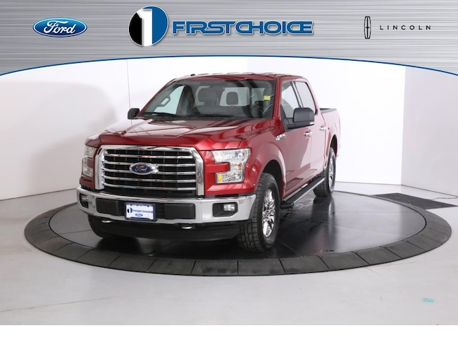 Used 2015 Ford F-150 XLT Truck for sale in Rock Springs, WY