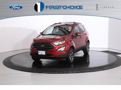 New 2018 Ford EcoSport SES SUV MAJ6P1CL0JC245209 for sale near Rock Springs, WY