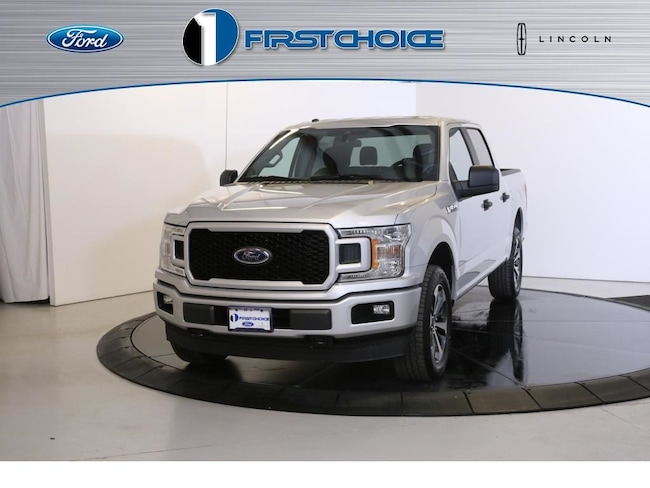 New 2019 Ford F-150 STX Truck 1FTEW1EP4KKC34312 for sale in Rock Springs, WY