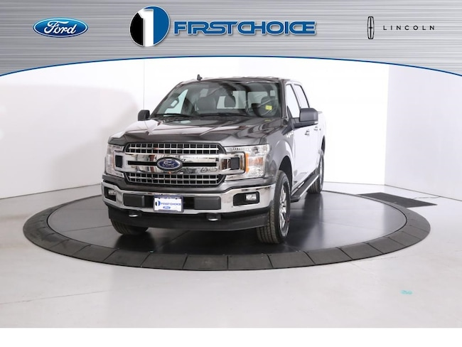New 2019 Ford F-150 XLT Truck 1FTEW1EP8KFA41444 for sale in Rock Springs, WY