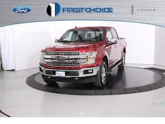 New 2018 Ford F-150 Lariat Truck 1FTEW1EG3JKF78177 for sale near Rock Springs, WY