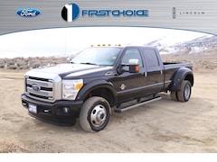 2016 Ford F-350SD Platinum Truck