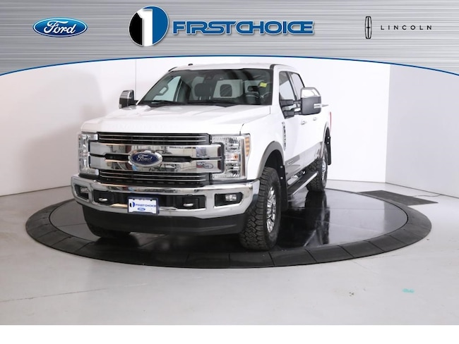 Used 2018 Ford F-350SD Lariat Truck for sale in Rock Springs, WY