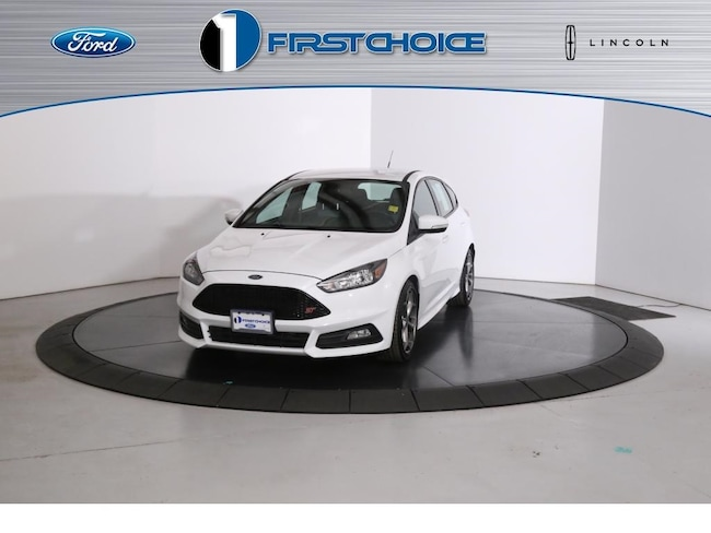 Used 2018 Ford Focus ST Hatchback for sale in Rock Springs, WY