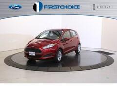 New 2017 Ford Fiesta SE Hatchback 3FADP4EJ2HM130513 for sale near Rock Springs, WY