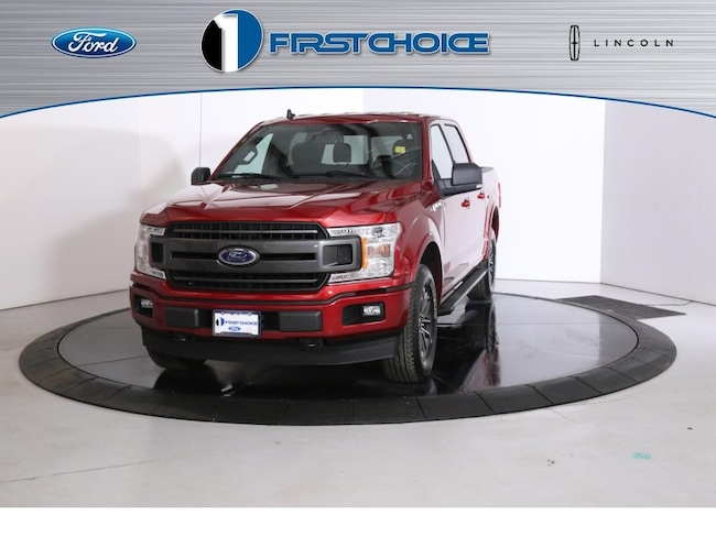 New 2019 Ford F-150 XLT Truck 1FTEW1EP0KKD04775 for sale in Rock Springs, WY
