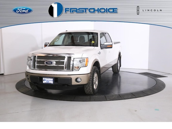 Used 2012 Ford F-150 King Ranch Truck for sale in Rock Springs, WY
