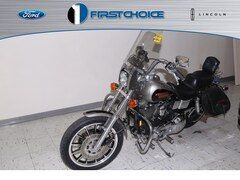 1997 Harley-Davidson Motorcycle