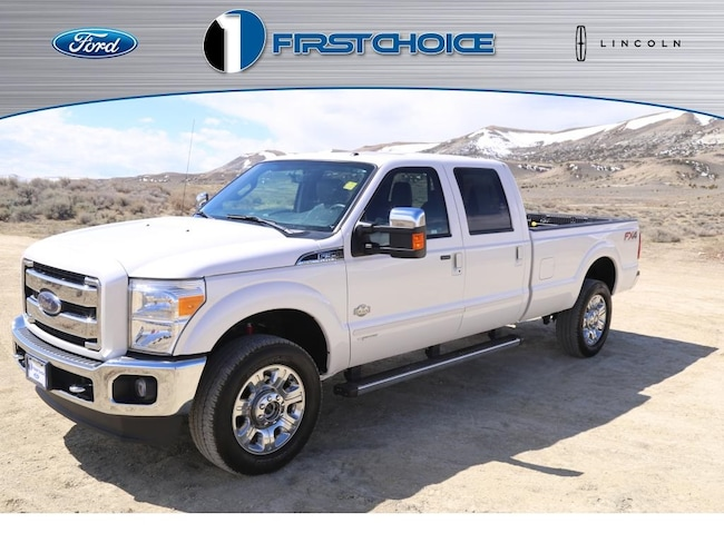 Used 2016 Ford F-350SD King Ranch Truck for sale in Rock Springs, WY