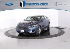 New 2019 Ford Fusion SEL Sedan 3FA6P0CD4KR114435 for sale near Rock Springs, WY