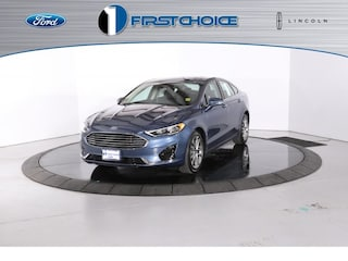 2019 Ford Fusion SEL Sedan 3FA6P0CD4KR114435