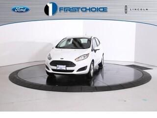 2019 Ford Fiesta SE Hatchback 3FADP4EJ8KM122939