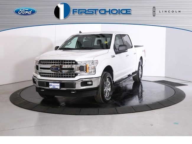 New 2019 Ford F-150 XLT Truck 1FTEW1EP5KFB28718 for sale in Rock Springs, WY