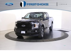 New 2019 Ford F-150 STX Truck 1FTEX1EP7KKC33622 for sale near Rock Springs, WY