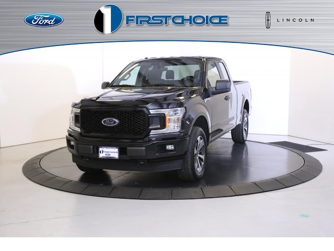New 2019 Ford F-150 STX Truck 1FTEX1EP7KKC33622 for sale in Rock Springs, WY
