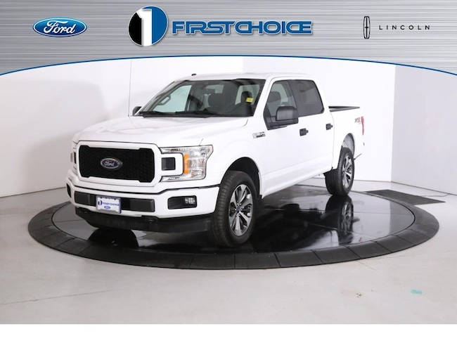New 2019 Ford F-150 STX Truck 1FTEW1E47KKC60229 for sale in Rock Springs, WY