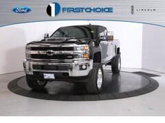 2017 Chevrolet Silverado 2500HD LTZ Truck
